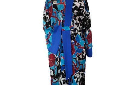 Kimono Escher front